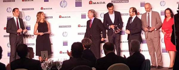 It was in the framework of the celebration of the Advanced Factories fair, which took place in Barcelona tonight.