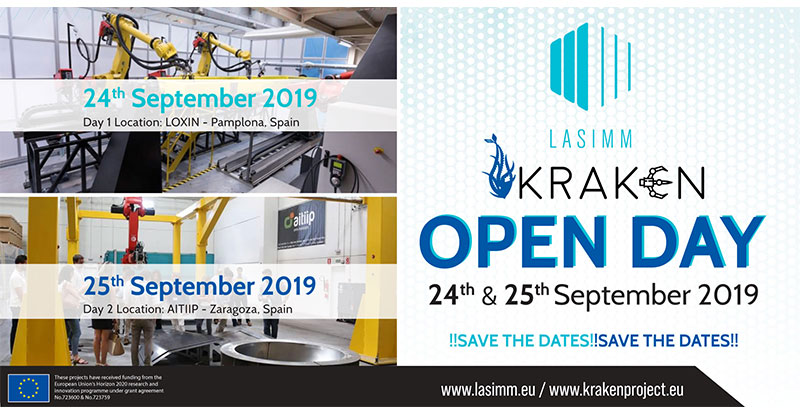 Kraken Open Day