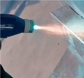 Thermal spray process